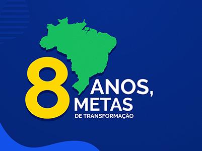 8 Metas de Transformação - ANTC