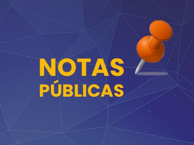 Notas Públicas ANTC